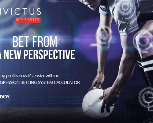 INVICTUS ANNOUNCES THE BET SYSTEM: THE FIRST PROGRESSION BETTING SYSTEMS CALCULATOR IN THE WORLD